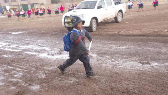 Heladas en Cusco: ingreso a clases será 30 minutos más tarde