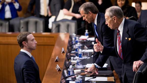 Mark Zuckerberg acudió al Congreso de EE.UU. a sobre el escándalo Cambridge Analytica, pero también ofreció respuestas sobre otros temas.