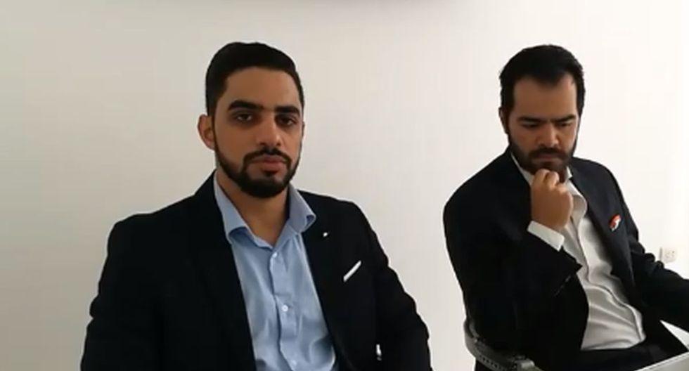 Empresario árabe Yaqoob Mubarak regresó al Perú para continuar con sus actividades filantrópicas | Foto: Captura de diario Correo