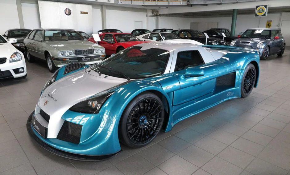 El auto viene siendo ofrecido en un concesionario de Alemania por un precio cercano a los US$ 400 mil. (Fotos: Gumpert Apollo).