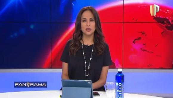 Rosana Cueva confirma que su hija recibió vacuna contra COVID-19 de Sinopharm. (Foto: Captura de video)