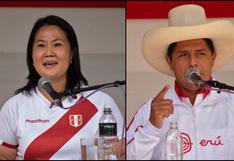 Debate presidencial entre Pedro Castillo y Keiko Fujimori del 30 de mayo será en Arequipa