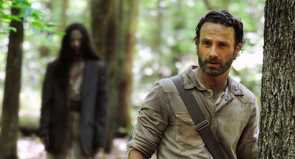 """Rick Grimes, personaje de """"The Walking Dead"""". (Foto: AP)"""