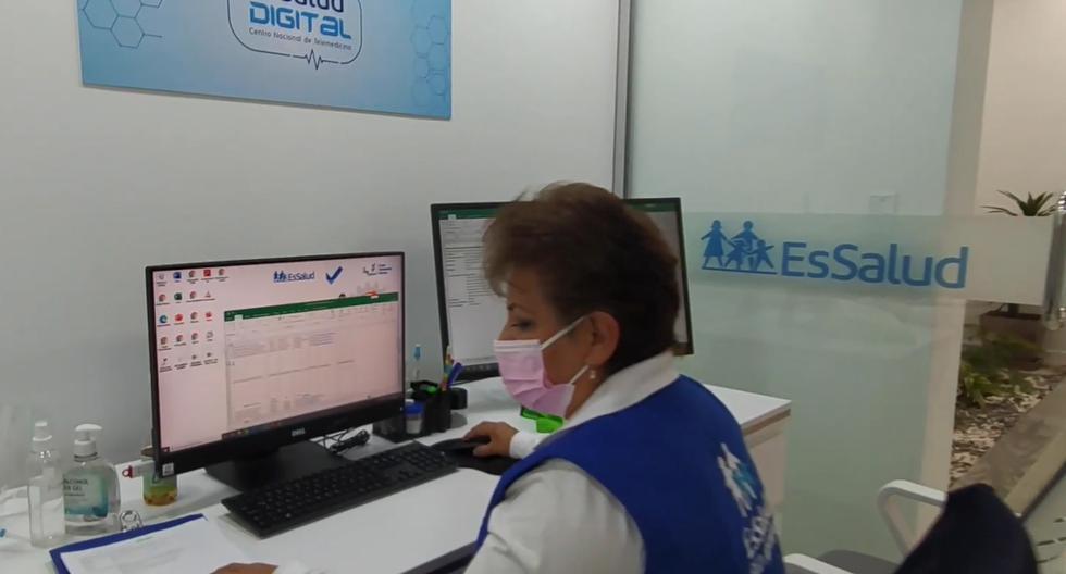 El objetivo principal es que los asegurados de las provincias más alejadas tengan acceso a la atención especializada de médicos capacitados a través de este moderno centro de atención. (Foto: EsSalud)