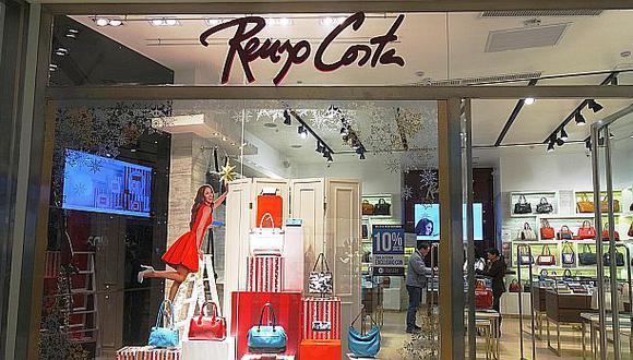 Renzo Costa estrena zapatería. Conoce sus planes