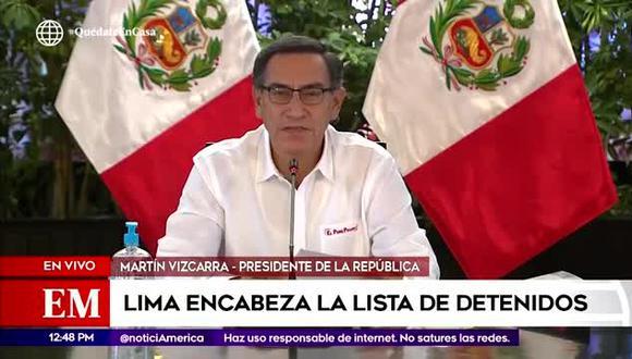 Los reportes del presidente Martín Vizcarra han generado picos de audiencia en Internet, sobretodo en el móvil.