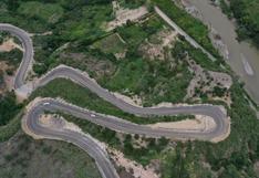 Amazonas: inauguran carretera que busca impulsar el turismo a la Fortaleza de Kuélap