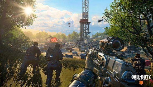 'Call of Duty: Black Ops 4' salió el pasado viernes para todo el mundo. | Activision