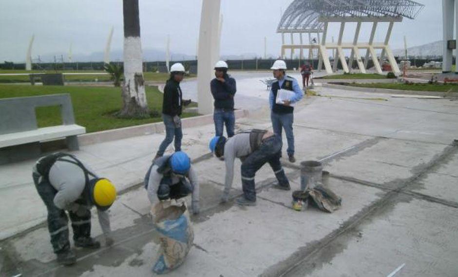 Áncash: fiscalía investiga presuntas irregularidades en obra de Chimbote