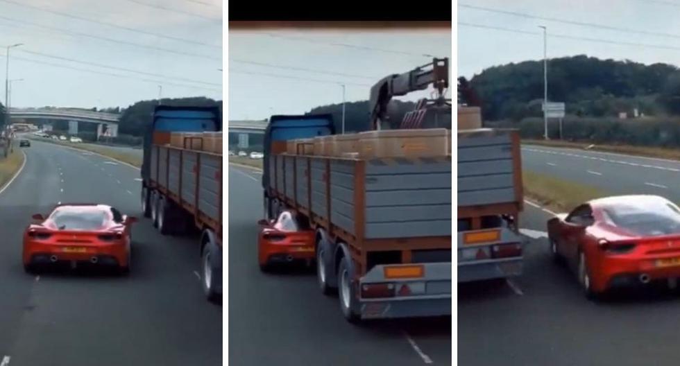 El video ha causado revuelo en las redes sociales. (Foto: @ntwrk | TikTok)