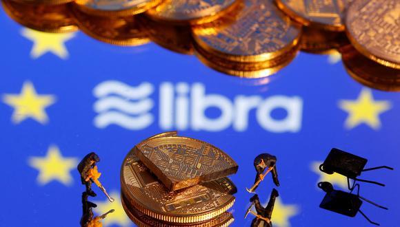 El proyecto Libra, la criptomoneda de Facebook, despierta inquietudes mundiales. (Foto: Reuters)