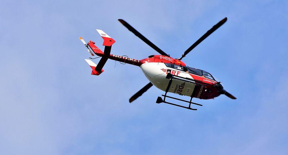 Un tétrico video muestra el momento en que un pequeño cordero es lanzado desde un helicóptero que se encontraba volando a varios metros de altura sobre una casa. (Foto: Pixabay/ Referencial)