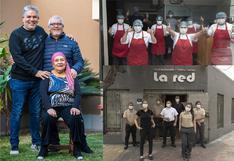 La Red cumple 40 años: así se formó este restaurante con alma de familia
