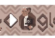 Martín Chambi: Google celebra con doodle al fotógrafo peruano más ilustre del mundo