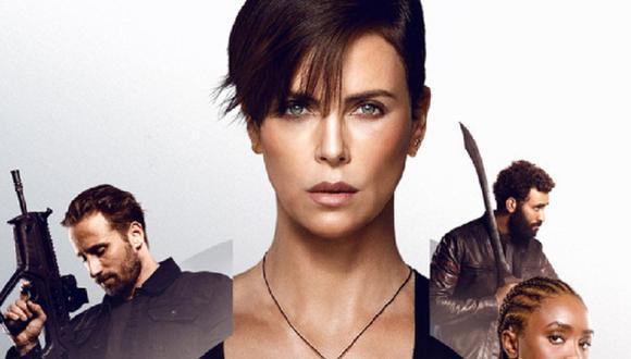 """Charlize Theron interpreta a Andy en """"La vieja guardia"""". ¿Retomará el papel en una secuela? (Foto: Netflix)"""