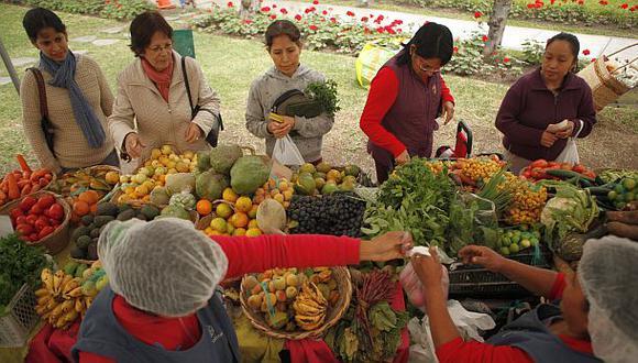 Perú habría registrado una inflación de 0,24% en febrero