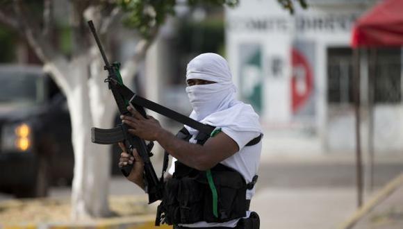 México: Las autodefensas cercan a Los Caballeros Templarios