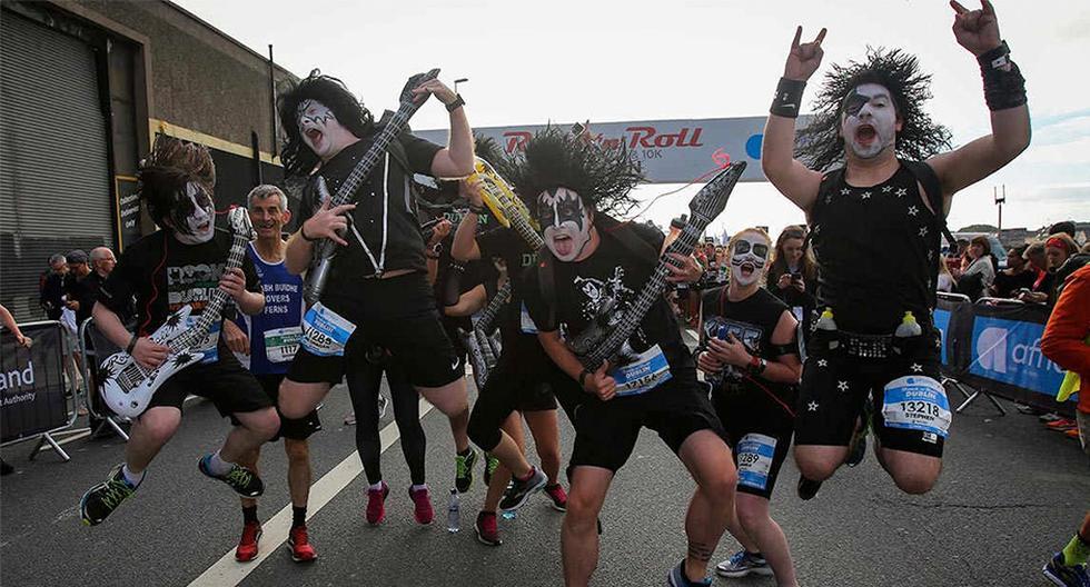 Se estima que 6,000 corredores correrán en las distancias de 21K, 10K y 5K.