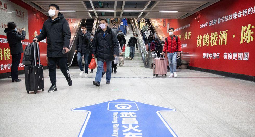 La cuna de la pandemia de coronavirus, la provincia centro-oriental china de Hubei y su capital, Wuhan, continúan con su tímido proceso de vuelta a la normalidad en un momento en el que las cifras oficiales muestran que la propagación de la enfermedad se ha logrado limitar. (EFE)