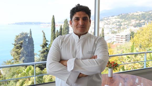 El restaurante Mirazur, del argentino Mauro Colagreco y situado en Menton, en el sureste de Francia, fue coronado este martes como mejor del mundo, según la influyente lista 50 Best. (AFP).