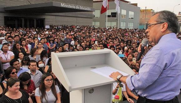 La despedida de Jaime Saavedra tras ser censurado [FOTOS] - 2