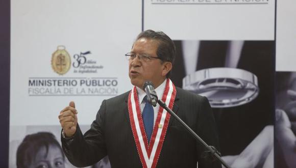 Pablo Sánchez: Pediré informe sobre pesquisa a Joaquín Ramírez