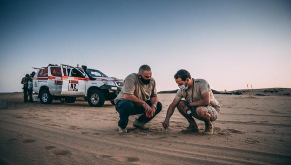 El Dakar 2021 se correrá con las medidas necesarias para evitar contagios de coronavirus. (Foto: Dakar.com)