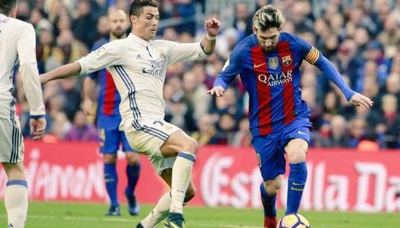 """Cristiano aseguró que no existe una """"guerra"""" con Lionel Messi"""