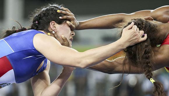 La peruana Yanet Sovero fue eliminada en lucha libre [FOTOS] - 2