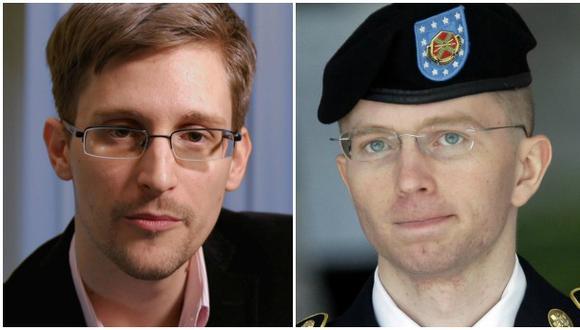 "Snowden: ""Gracias, Chelsea Manning. ¡Mantente fuerte!"""