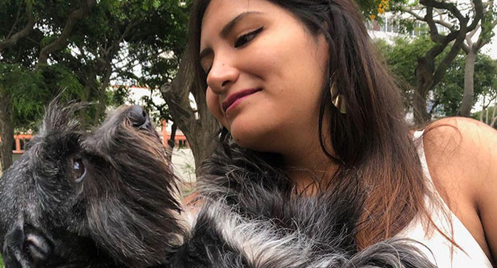 Rescatar a Lola de un basurero fue el primer paso para ayudar a más perros sin hogar