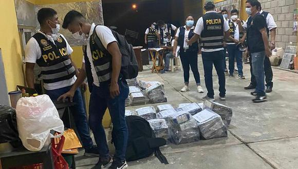 Los inmuebles fueron puestos a disposición del Programa Nacional de Bienes Incautados (Pronabi). (Foto: Ministerio Público)