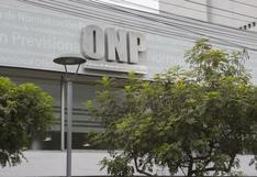 Mirtha Vásquez sugiere evaluar propuestas de Vizcarra antes de promulgar devolución de la ONP