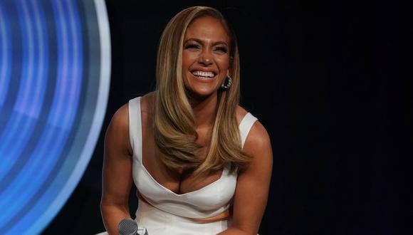 """Jennifer Lopez se prepara para película """"Atlas"""", un thriller de ciencia ficción para Netflix. (Foto: Timothy A. Clarhy/ AFP)."""