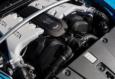 Aston Martin y el plan de modificar sus motores V12 para reducir la contaminación   FOTOS