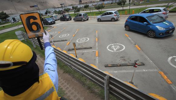 Touring y Automóvil Club del Perú, sede de Conchán. (Foto: Dante Piaggio)