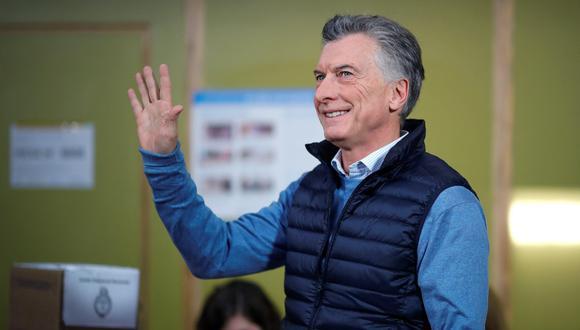 Mauricio Macri dice que primarias definirán los próximos 30 años de Argentina. (EFE).