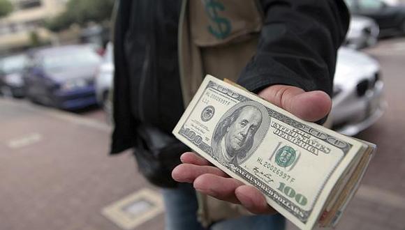 El peso acumula su tercera caída consecutiva. (Foto: USI)