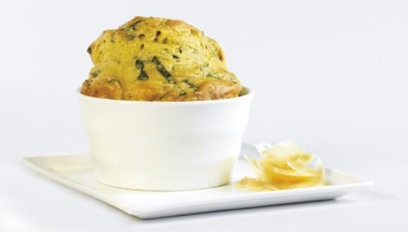 Nuevo soufflé de queso