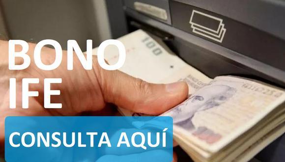 Dentro de este grupo que ya puede pasar a recoger los 10.000 pesos, están quienes optaron por cobrar a través de los cajeros automáticos Red Link del Banco Nación (Foto: Anses)