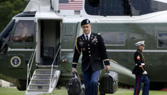 El maletín nuclear viaja a todos los lugares a los que el presidente de Estados Unidos va. (Foto: Getty Images)