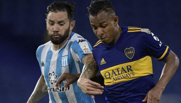 Las llaves de semifinales de la Copa de la Liga Profesional de Argentina se jugarán el lunes 31 de mayo. (Foto: AFP)