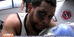 Popular Giselo retó a Jackson Mora a pelear y mira cómo terminó
