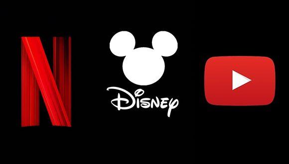 """Netflix, Disney y YouTube utilizaron sus redes sociales para apoyar la campaña """"Black lives matter"""" (""""Las vidas negras importan""""). (Foto: Difusión)"""