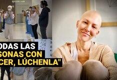 Anahí de Cárdenas termina quimioterapias y toca la campana de la victoria frente al cáncer