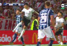 River Plate, con solitario gol de Matías Suárez, venció a Godoy Cruz y se mantiene como líder de la Superliga Argentina