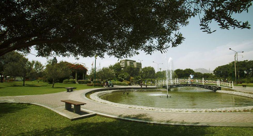 El secreto que guarda el Parque de la Felicidad de San Borja - 1