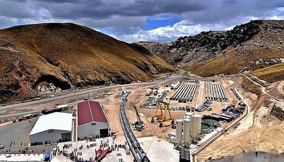 El proyecto Majes Siguas II es el más importante del sur del país, pero se encuentra paralizado con un avance del 14%. (Foto: GRA)
