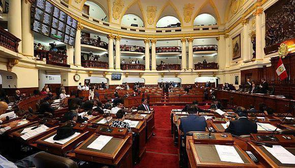Congreso tiene previsto recibir hoy a tres ministros de Estado