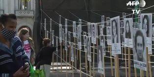 Coronavirus: marcha por desaparecidos en Uruguay en modo virtual por la pandemia